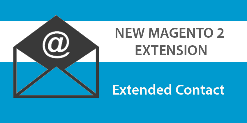 New extension Extended Contact for Magento 2